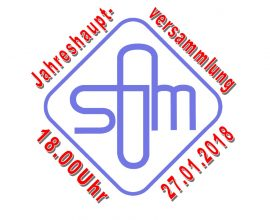 Jahreshauptversammlung der SGM