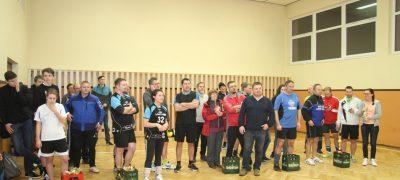 Volleyballturnier mit Überraschungssieger