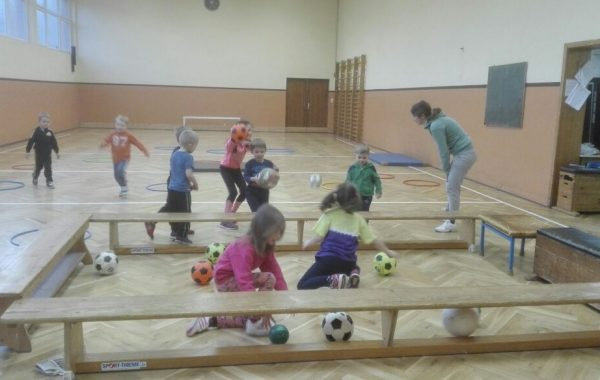 Kindersport vom 30.01.18