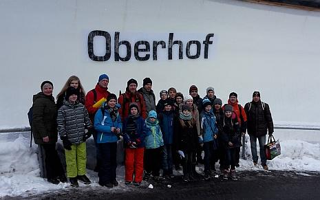 Rodel-Weltcup Oberhof 2017