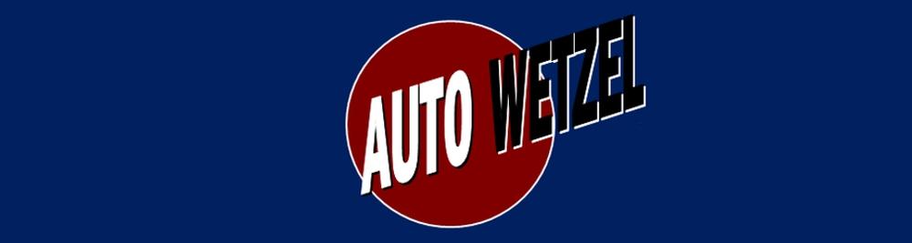 Unser Sponsor Auto Wetzel