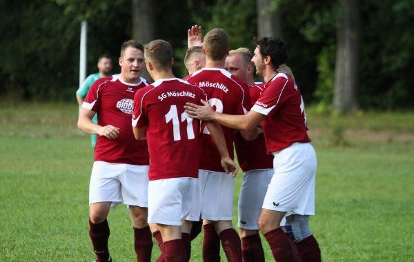 Derbyspiel gegen SG SV Gräfenwarth II