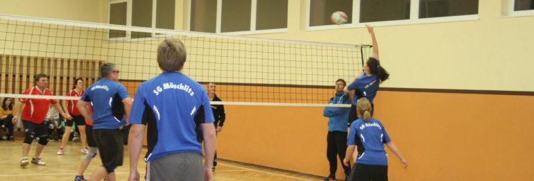 Volleyball – Neujahrsturnier