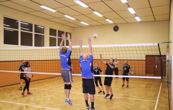 Volleyball – Neujahrsturnier 2019