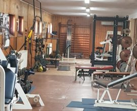 Fitnessraum öffnet wieder